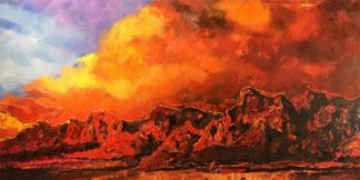 Desert Storm by Jerry Blank