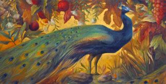 Wisdom painting by artist Beti Kristof