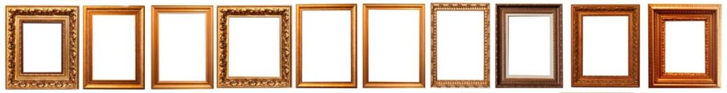 Custom Picture Framing from Conrad West Gallery
