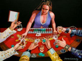 ELVIS LIFE, DEALING KINGS by Steve Connolly