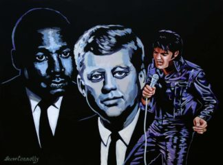 ELVIS, IF I CAN DREAM by Steve Connolly